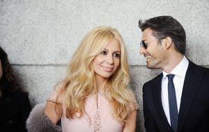 Guerra en los escenarios entre Marta Sánchez y Hugo Castejón
