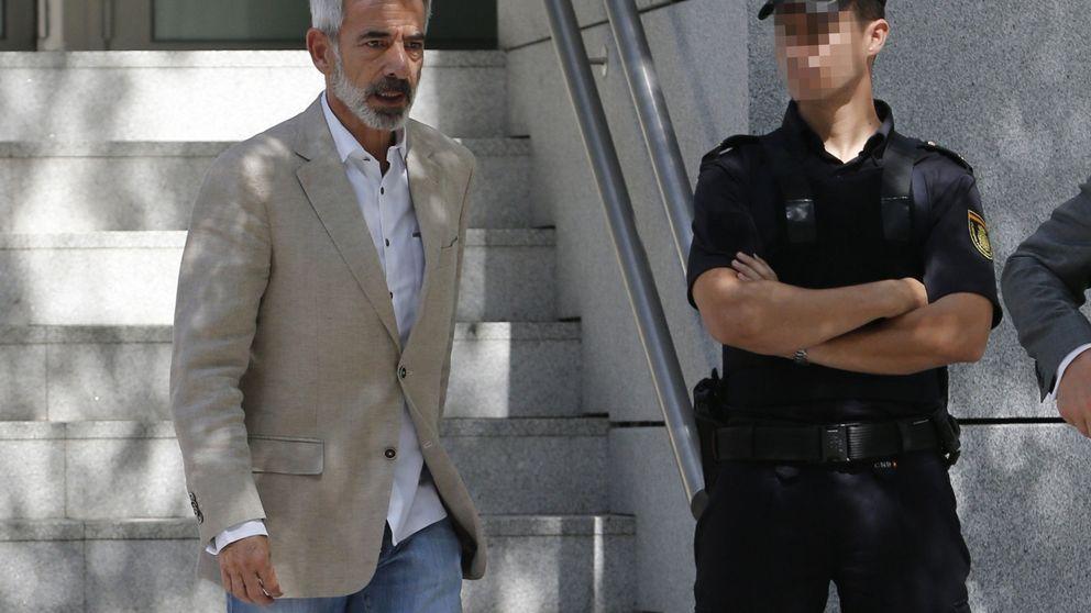 Imanol Arias asegura ante el juez que tenía dinero en Suiza para huir del chantaje de ETA