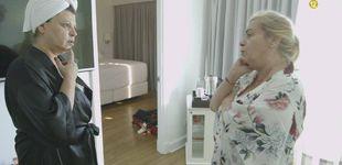 Post de El gran desplante de la hija de Bigote a Terelu y Carmen  en 'Las Campos'
