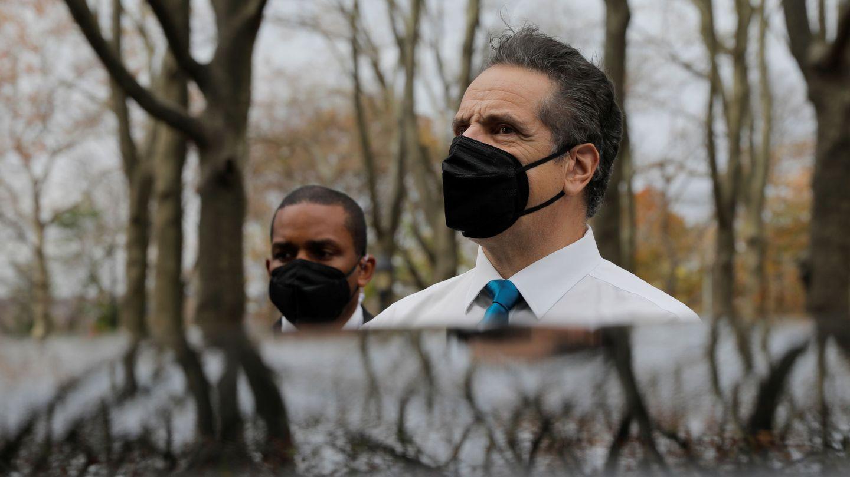 El gobernador de Nueva York, Andrew Cuomo. (Reuters)