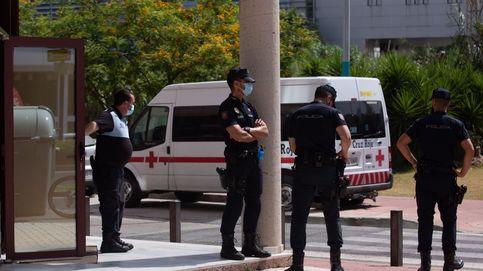 Un hombre recibe un disparo en la nuca mientras conducía en Málaga