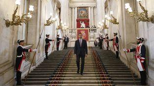 Palacio Real: 3.418 habitaciones al calor de la calle