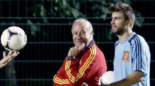 Gerard Piqué se enreda entre el póker, la independencia de Cataluña y el fútbol
