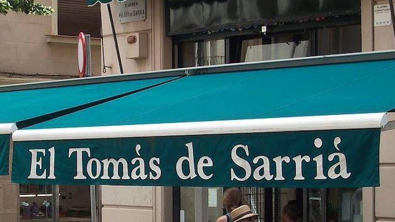 La terraza del Tomás, un must en Barcelona. (Cortesía)