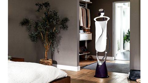 El vaporizador vertical que prolonga la vida de la ropa