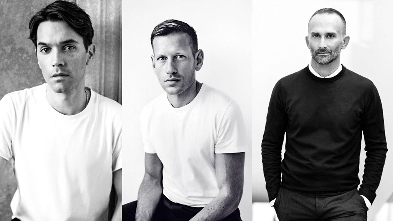 raro circuito Colaborar con  Moda hombre: Un trío creativo para Salvatore Ferragamo