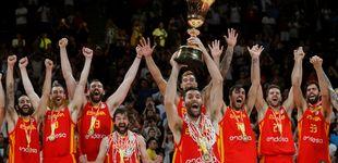 Post de El drama personal (y alguna alegría) tras la victoria de la selección de baloncesto