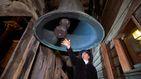La campana mayor de Notre-Dame vuelve a sonar un año después del incendio