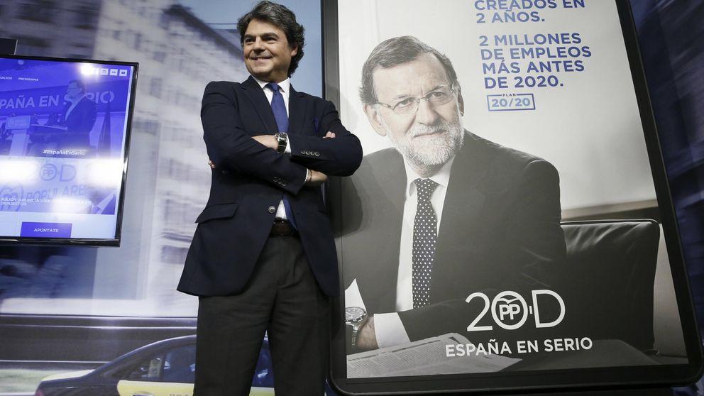 El PP apuntala como rival a Sánchez y resta importancia a la 'baja' de Aznar