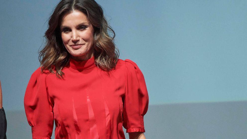 Los colores que mandan en los armarios royal: el rojo de Letizia, el verde de Kate…