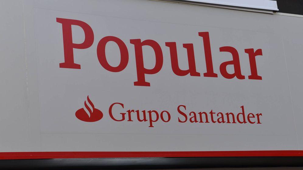 Foto: Nuevo diseño de las sucursales del Banco Popular.