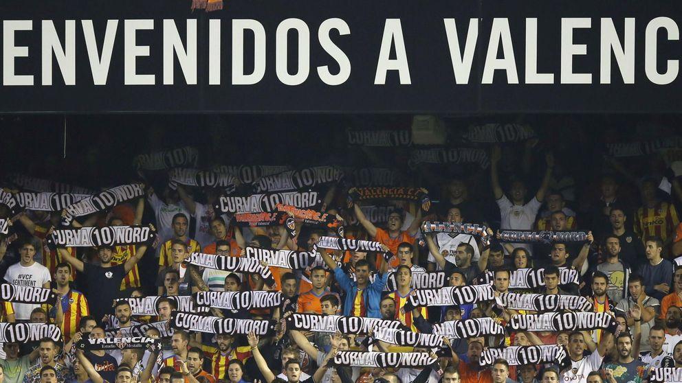 Mestalla castigará por un día a un Valencia que vive en estado de pánico