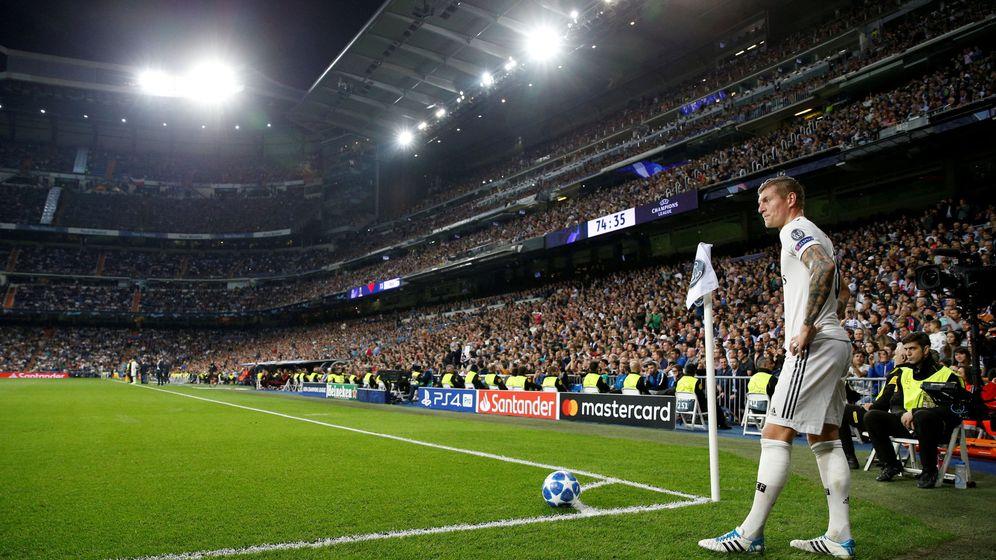 Foto: El Bernabéu pitó al equipo. (Reuters)