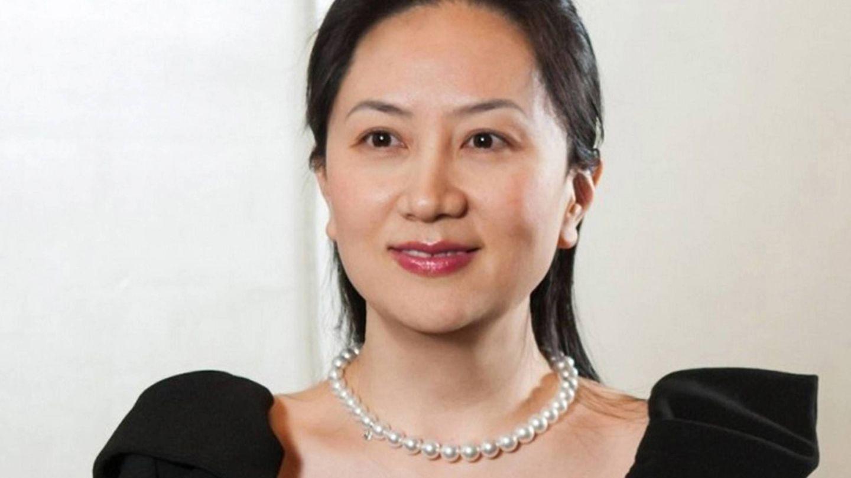 Meng Wanzhou, directora financiera de Huawei. (Cordon Press)