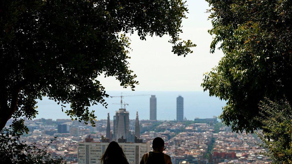 Foto: Panorámica de Barcelona (Efe)