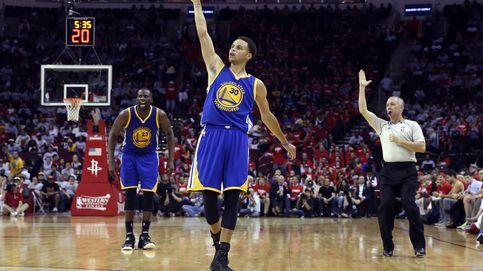 Otra exhibición de Stephen Curry para acercar a los Warriors a la final de la NBA