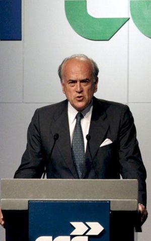 Baldomero Falcones (FCC), presidente de Seopan en sustitución de David Taguas