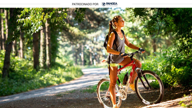 Puente Viesgo: balneario, hotel y ruta en bicicleta por el río Pas