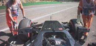 Post de Rosberg hace la pole el día que McLaren brilla con Button pero no con Alonso
