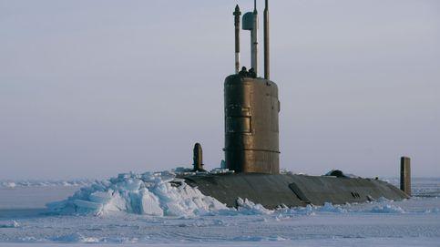 Maniobras en el Ártico