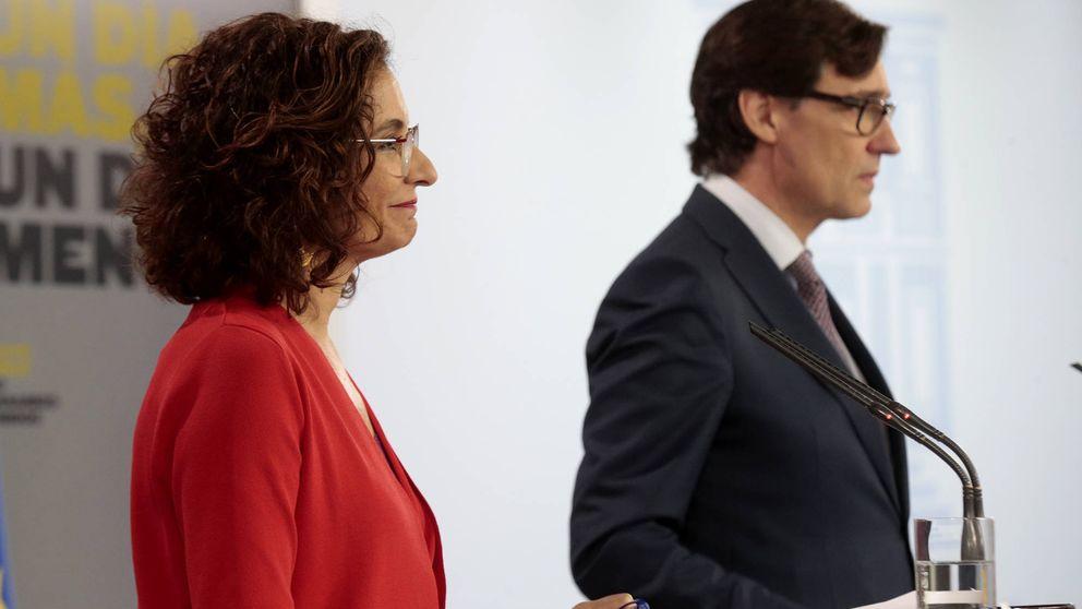 Montero, a las CCAA: Evitemos agravios falsos y especulaciones sin fundamento