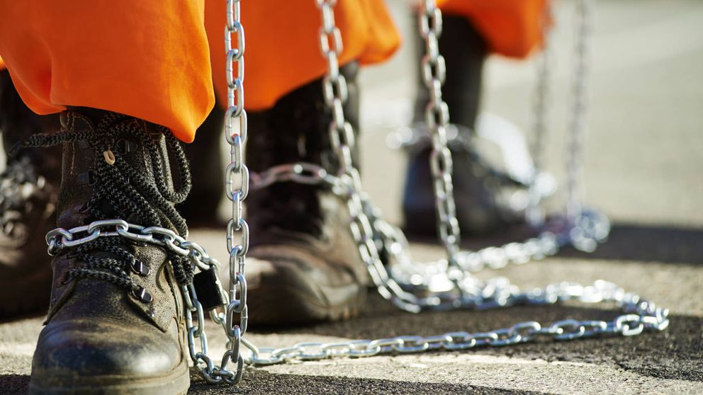 Cómo es la vida de un hombre de mediana edad en la cárcel