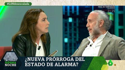 Inda acusa a Angélica de amordazarle y Maraña estalla contra María Claver