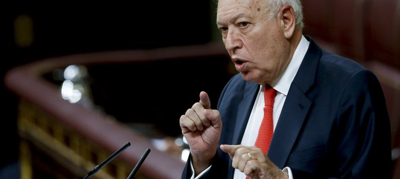 Foto: El ministro de Asuntos Exteriores y de Cooperación de España, José Manuel García-Margallo. (EFE)