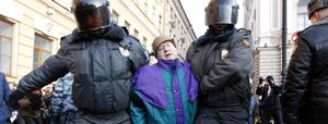 Foto: Más de cien detenidos en Rusia durante nuevas protestas contra Putin