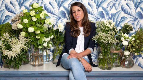 Natalia Palacios: la cuñada de Lequio que pone flores al barrio de Salamanca