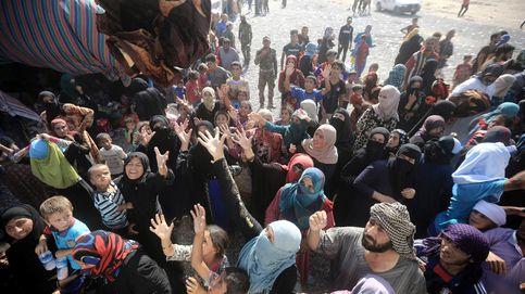 El Estado Islámico secuestra a 3.000 civiles iraquíes que huían del 'Califato'