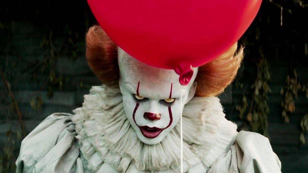 Foto: Bill Skarsgård es Pennywise en la nueva adaptación de 'It' (Warner)