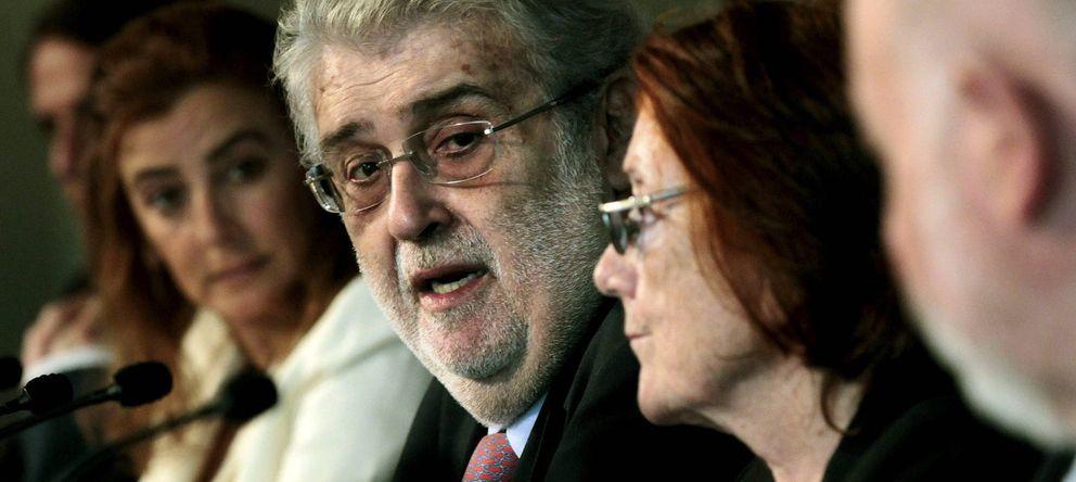 Foto: El presidente del Grupo Planeta, Jose Manuel Lara (c). (EFE)