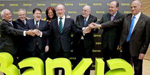 Bankia tiene una deuda de 90.000 millones, el 43% de su cartera de crédito