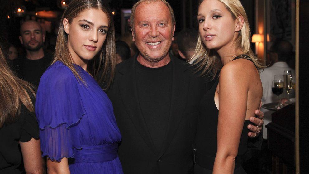 Las hijas de  McGregor, las de Stallone... La crew fashionista de Olympia de Grecia