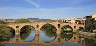 Post de Puente la Reina, otro pueblo royal (en Navarra) del que podrás presumir en Instagram