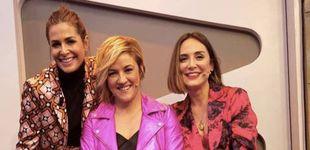 Post de Nuria Roca, Tamara Falcó y Cristina Pardo:  tres hormigas, tres estilos