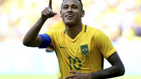 El gran día de Neymar, entre el Olimpo de los dioses y la caída a los infiernos