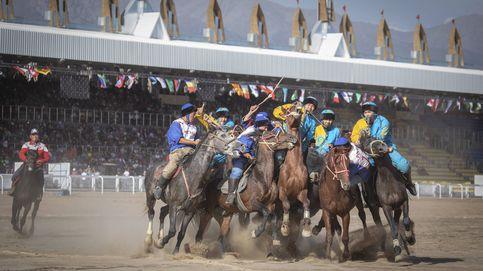 Los Juegos Nómadas de Kirguistán: mucha más tradición que los Olímpicos