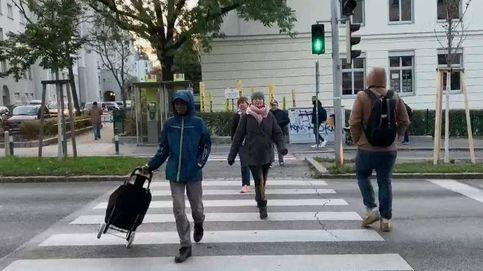 Viena instala semáforos inteligentes que se activan cuando deseas cruzar