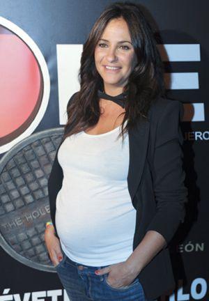 Melanie Olivares tendrá una niña el próximo enero