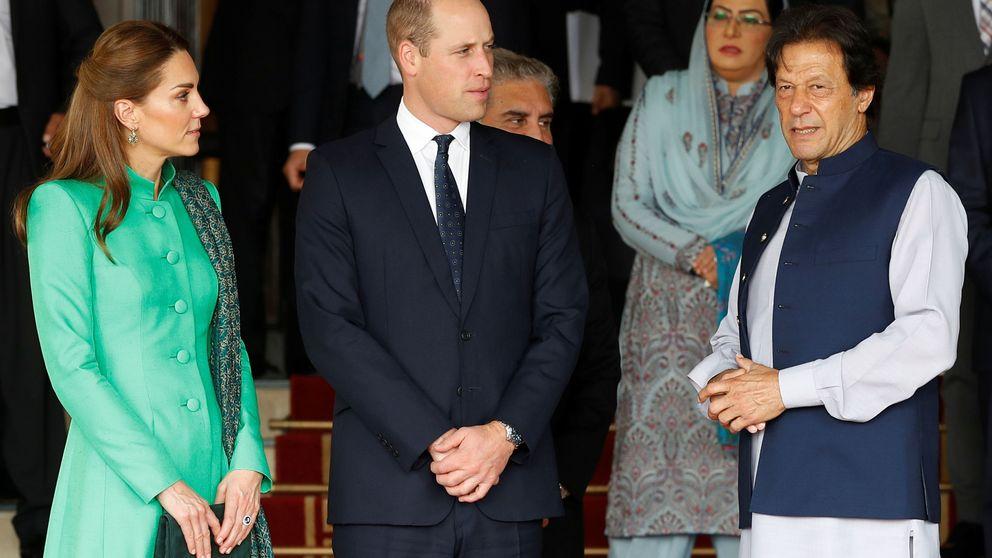 Guillermo se reencuentra con el pasado de Lady Di en Pakistán: Era muy fan suyo
