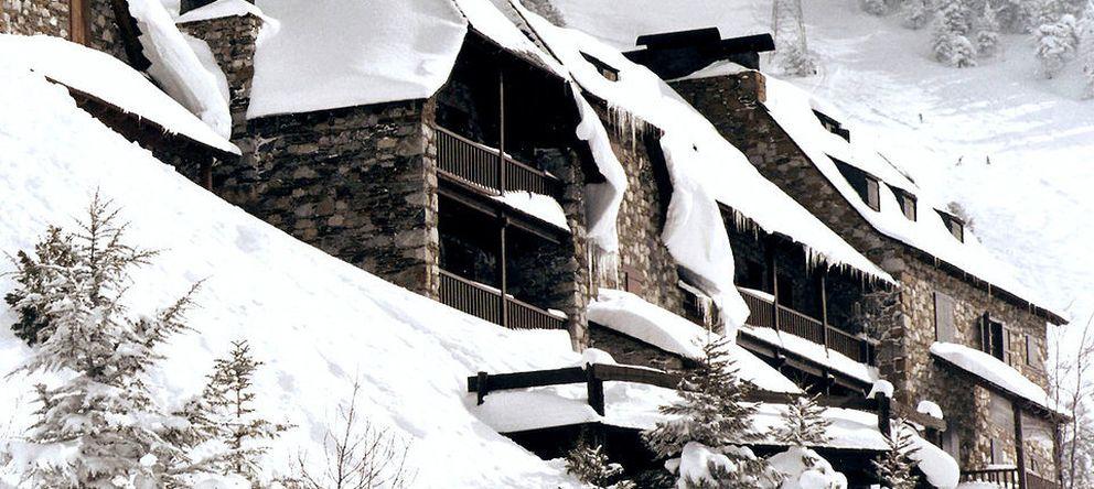 Foto: Una imagen de La Pleta, donde está situada la casa de la Familia Real en Baqueira (http://www.lapleta.cat/)