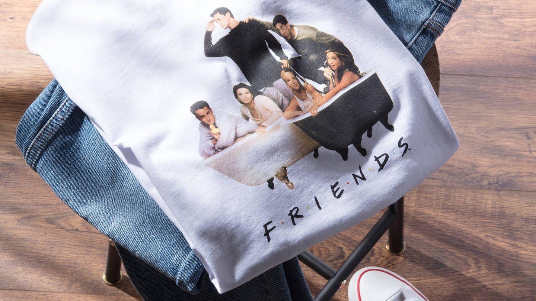 Camiseta de 'Friends'.