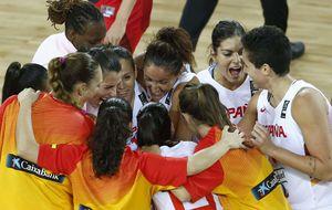 No todo es plata en el baloncesto femenino: crisis, emigración y 'mileurismo'