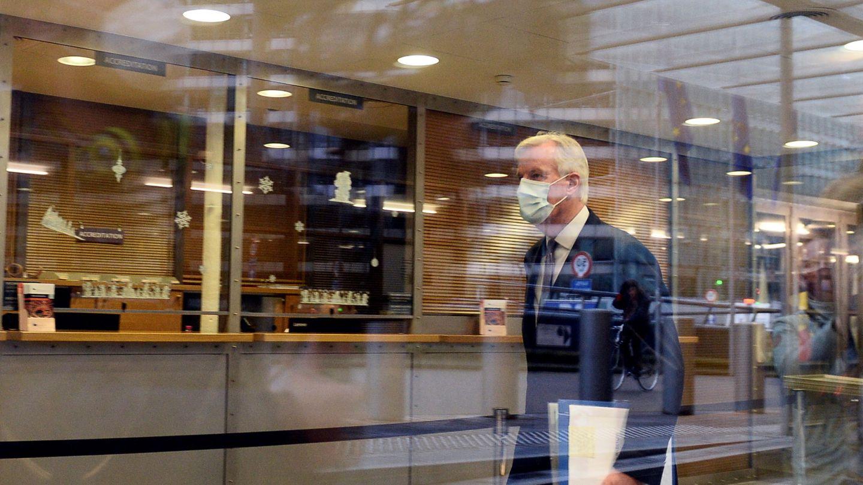 Michel Barnier, negociador jefe de la Unión Europea. (Reuters)