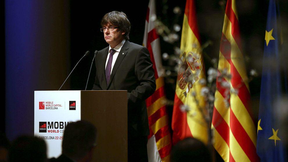 Puigdemont avisa de que la independencia es irrenunciable