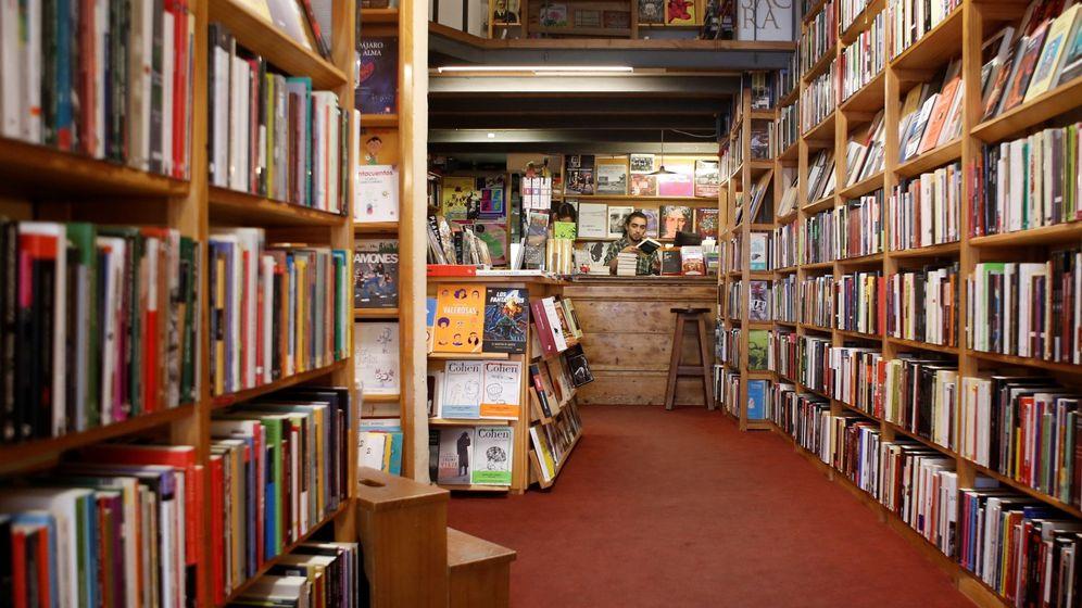 Foto: Noche de las librerías en Montevideo. (EFE)