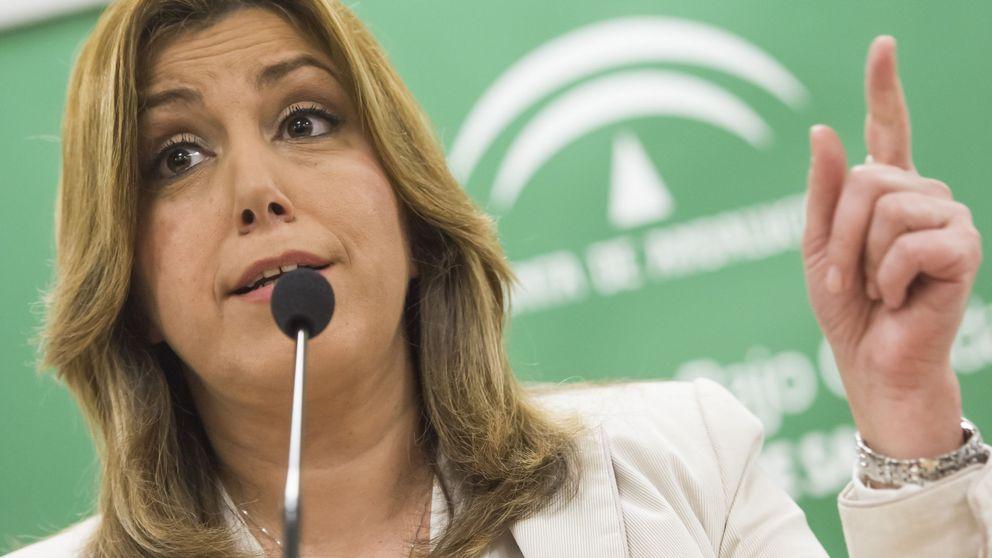Susana Díaz no toca a su núcleo político y revoluciona medio Gobierno