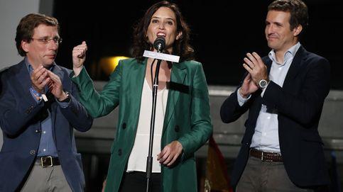 Díaz Ayuso da por hecho que presidirá la Comunidad de Madrid